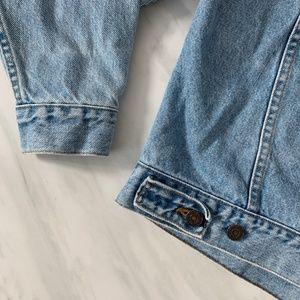 Levi's Jackets & Coats - Levi's Light Wash Denim Jacket